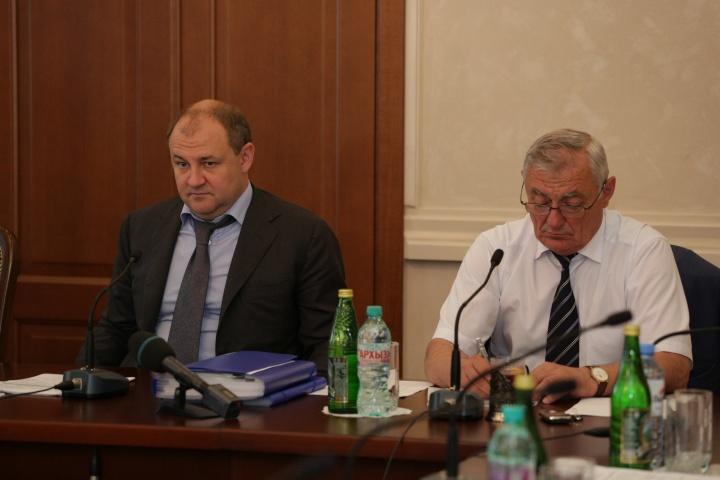 Он напомнил о том, что выборы депутатов народного собрания кчр v созыва, прошедшие в регионе 14 сентября, признаны
